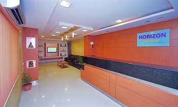 In-house Kitchen - Horizon Residency