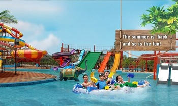 Just Chill Water & Fun Park